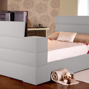 Mazarine TV Bed Frame by Sweet Dreams
