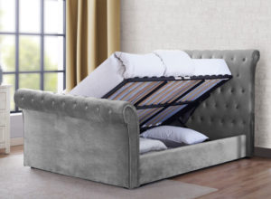 Maxine Ottoman Bed Frame by Sweet Dreams