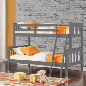 Connor Grey Triple Sleeper by Sweet Dreams