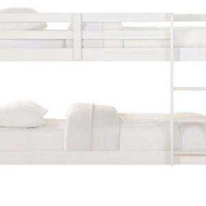 Casper White Bunk Bed by Sweet Dreams