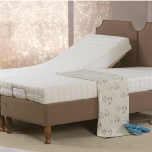 Fontwell Adjustable Bed by Sweet Dreams